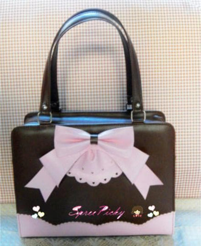 Lolita lovely cake with bow bag - 4 colors - SP140467 - SpreePicky  - 2