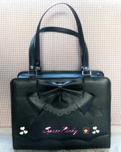 Lolita lovely cake with bow bag - 4 colors - SP140467 - SpreePicky  - 3