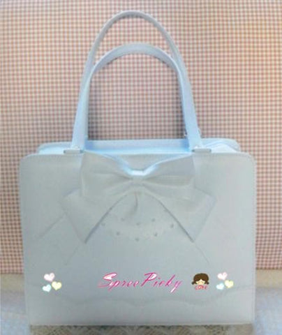 Lolita lovely cake with bow bag - 4 colors - SP140467 - SpreePicky  - 4