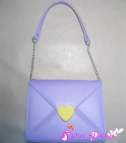 Lolita lovely envelope bag - 5 colors - SP140461 - SpreePicky  - 2