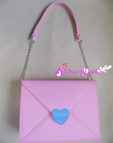 Lolita lovely envelope bag - 5 colors - SP140461 - SpreePicky  - 3