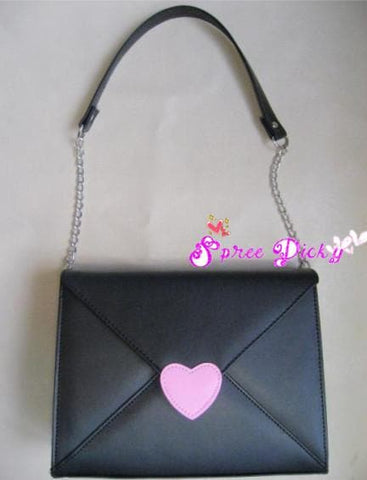 Lolita lovely envelope bag - 5 colors - SP140461 - SpreePicky  - 4