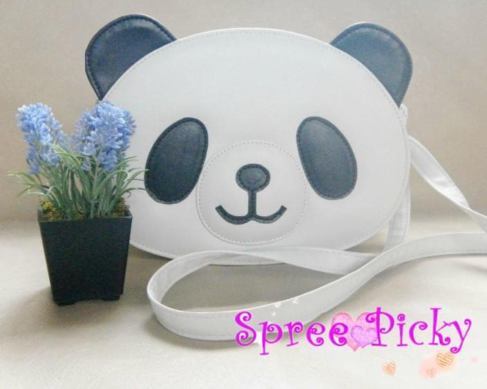 Lolita lovely panda bag -SP140448 - SpreePicky  - 1