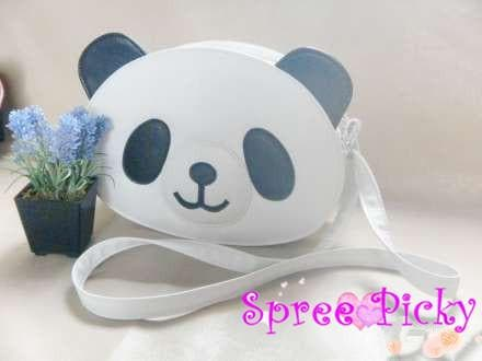 Lolita lovely panda bag -SP140448 - SpreePicky  - 2