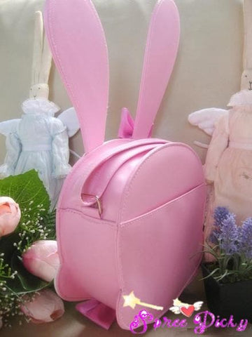 Lolita lovely rabbit head bag - 3 colors - SP140454 - SpreePicky  - 3