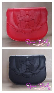 Lolita sweet double bows bag - 7 colors - SP140453 - SpreePicky  - 5