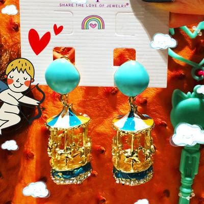 crystal item gold blue fmt a yellow target in light about wid p earrings stud ball hei this
