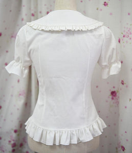 Princess In Wonderland Blouse Top  SP141084 - SpreePicky  - 4