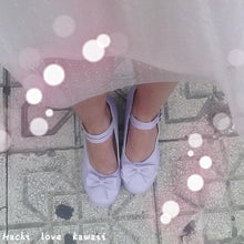 Load image into Gallery viewer, Princess Style Thick Heel Lolita Shoes SP140490 - SpreePicky  - 2