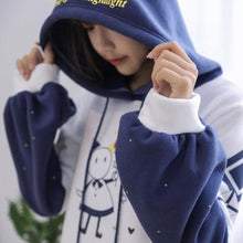 Load image into Gallery viewer, Starry Night Magical Girl Hoodie Dress SP1711275