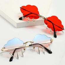 Load image into Gallery viewer, Cloud Lightning Eyewear Retro Rimless Sunglasses SP15094