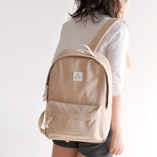 Load image into Gallery viewer, Students Canvas Backpack SP1710376