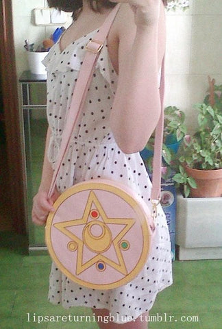 Super Cute Sailor Moon Bag SP130169 - SpreePicky  - 4