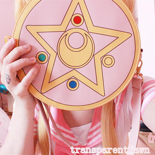 Super Cute Sailor Moon Bag SP130169 - SpreePicky  - 1