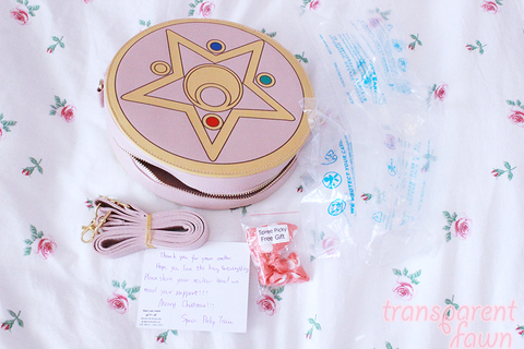 Super Cute Sailor Moon Bag SP130169 - SpreePicky  - 5
