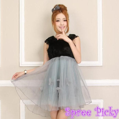 Sweet Organza fluffy dress SP130307 - SpreePicky  - 2