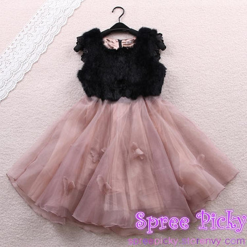 Sweet Organza fluffy dress SP130307 - SpreePicky  - 5