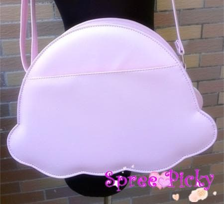 Lolita lovely rainbow bag - pink/blue SP130227 - SpreePicky  - 4