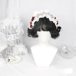 Edo Atomic Curly Short Wig SS0578
