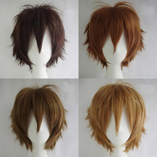 Load image into Gallery viewer, 16 Colors Lolita Cosplay Harajuku Short Wig 30cm SP152584