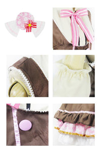 Cosplay [Love Live] Nico Yazawa Candy Maid Dress SP153014 - SpreePicky  - 4
