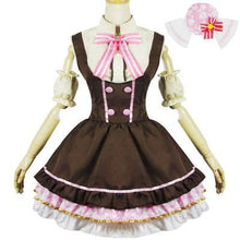Load image into Gallery viewer, Cosplay [Love Live] Nico Yazawa Candy Maid Dress SP153014 - SpreePicky  - 1