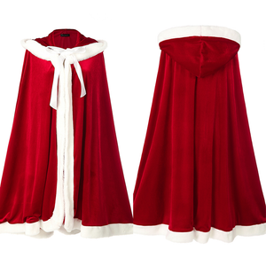 Christmas Cosplay Red Cloak SP182