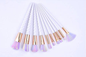 Unicorn Makeup Brush Set/Bag SP14045