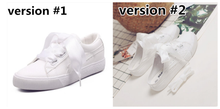 Load image into Gallery viewer, White/Pink Casual Ribbon Bow Sneakers SP1710670