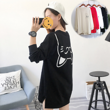 Load image into Gallery viewer, White/Red/Black/Khaki Kawaii Neko Cat Pullover Jumper SP1711058