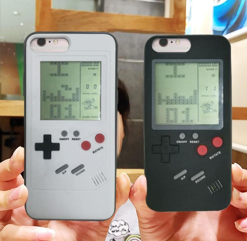 Classic Games Game-boy IPhone Phone Case SP14793