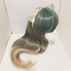Harajuku Cosplay Green Grass Wig SP130193 - SpreePicky  - 1