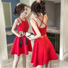 Load image into Gallery viewer, Fashion Dress, Party Dress - SpreePicky FreeShipping