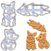 Corgi Cookie Cutters (3pcs/set) SP13509