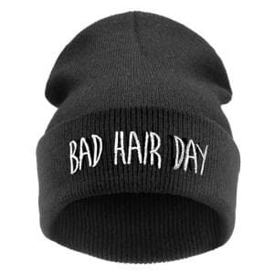 Bad Hair Day Beanie Hat SP13533