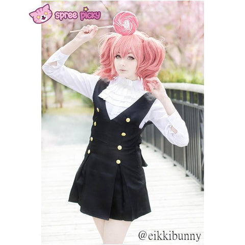 Cosplay Inu x Boku SS Roromiya Karuta and Shirakiin Ririchiyo Uniform Dress SP141201 - SpreePicky  - 1