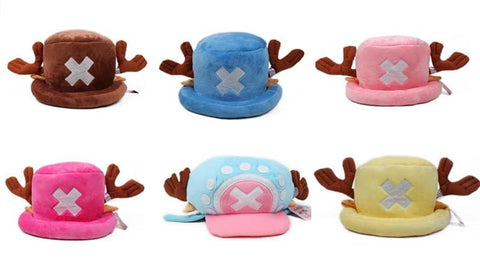 6 colors One Piece Chopper Fleece Hat SP153327 - SpreePicky  - 2