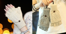 Load image into Gallery viewer, 5 Colors Adorable Winter Knitted Gloves SP154064 - SpreePicky  - 2