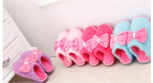 5 Colors Fluffy Candy Home Slippers SP154108 - SpreePicky  - 4