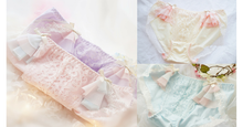 Load image into Gallery viewer, 5 Colors Princess Candy Lace Undies SP164919 Kawaii Aesthetic Fashion - SpreePicky