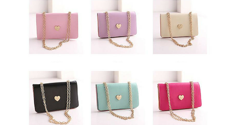 6 Colors Mini Candy Phone Bag SP154422 - SpreePicky  - 3