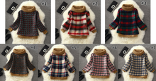 Load image into Gallery viewer, 7 Colors Grids Winter Pullover Fleece Jumper SP164708 - SpreePicky  - 2