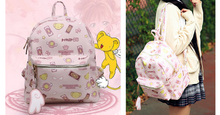Load image into Gallery viewer, Card Captor Sakura Pink Backpack SP165533