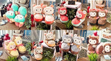 Cutie Alpaca Couple Slippers Shoes SP153522 - SpreePicky  - 3