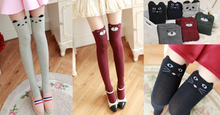 Load image into Gallery viewer, Cutie Animal Thigh High Socks SP154270 - SpreePicky  - 2