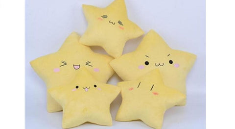 Cutie Star Cushion Pillow SP164723 - SpreePicky  - 2