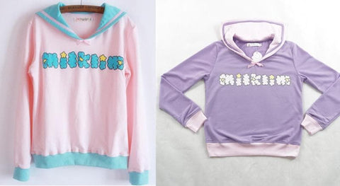Ice Cream Long Sleeve Jumper SP140477 - SpreePicky  - 3