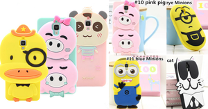 Kawaii Cartoon Phone Case For Xiaomi 4 SP165062