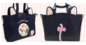 Kawaii Kitty Shoulder Bag/Cross-body Bag SP154531 - SpreePicky  - 2