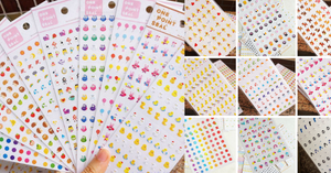 Kawaii Little Nail Sticker SP165099
